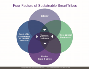 Four Factors of Sustainable SmartTribes