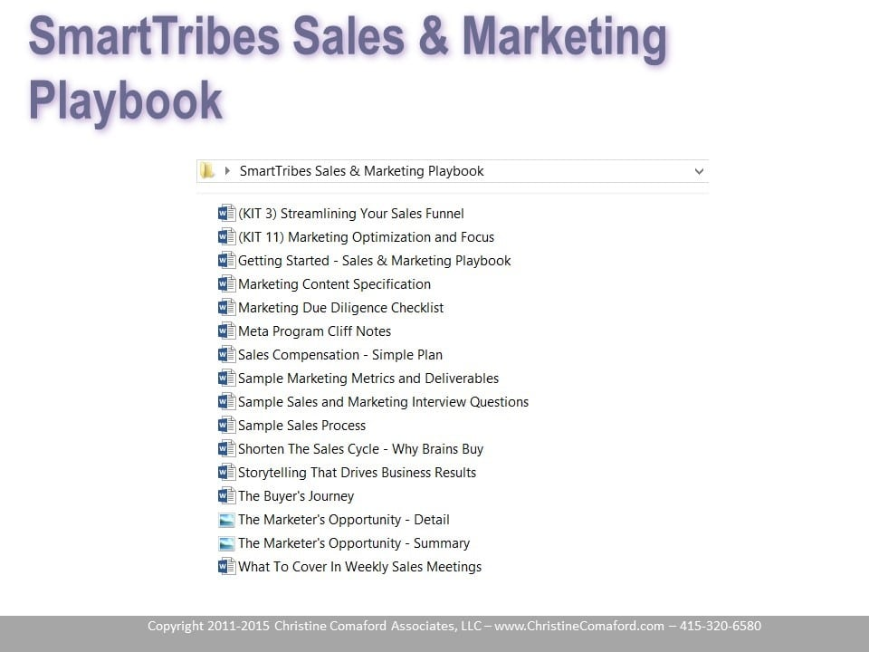 Marketing Playbook Blog Picture