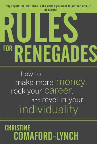 Rules for Renegades cover