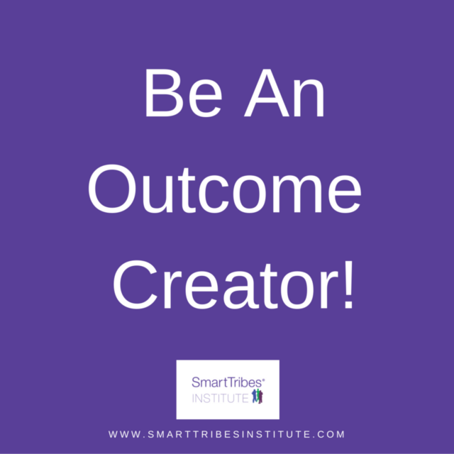 What Role Do You Play - Become An Outcome Creator STI 11-2 2