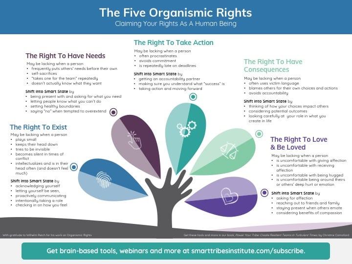 Organismic Rights