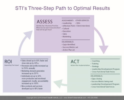 STI Three Step Path
