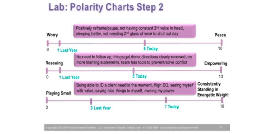 Polarity Chart Lab 2