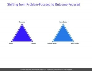 Shifting from Problem-Focused to Outcome-Focused - Are You Outcome Focused?